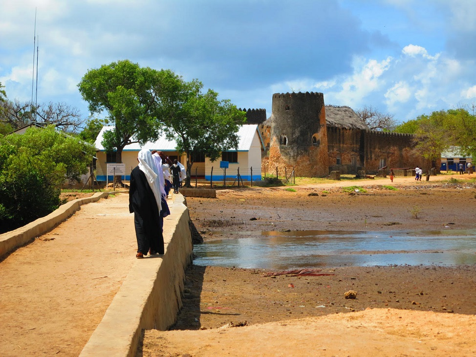 Lamu Community in Kenya