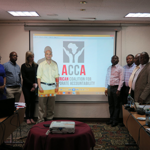 1st ACCA SC Meeting Nairobi